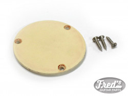 LP TOGGLE BACK PLATE SOLID CREAM AGED