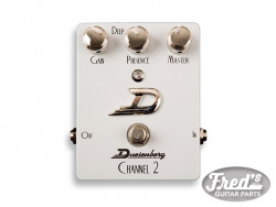 DUESENBERG CHANNEL 2-DISTORTION PEDAL