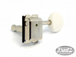 SD91 6X1 NICKEL 1:15 WHITE BUTTONS