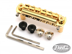 DUESENBERG WRAPAROUND (FITS LP BRIDGE) GOLD