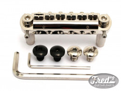 DUESENBERG WRAPAROUND (FITS LP BRIDGE) NICKEL