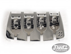 SANDBERG BASS BRIDGE 4-STRINGS CHROME