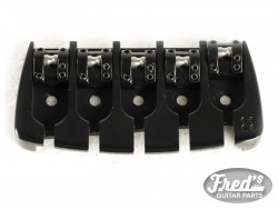 SANDBERG BASS BRIDGE 5-STRINGS BLACK