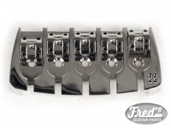 SANDBERG BASS BRIDGE 5-STRINGS CHROME