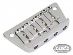 DANELECTRO BASS BRIDGE CHROME 4 PONTETS REGLABLE