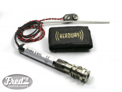 HEADWAY SNAKE-3 UNDERSADDLE PU+ CLASS A  PREAMP FOR NYLON