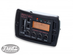 EQUALIZER EDGE-Z ARTEC 3 BAND+PRESENCE+TUNER / INTEGRATED BATTERY BOX