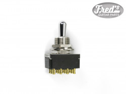 TOGGLE 4-POLE ON-ON-ON (12 TERMINALS) MMAN PETRUCCI