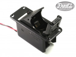 BATTERY BOX (GOTOH) SOLID BODY/ACOUSTIC  4 SCREWS