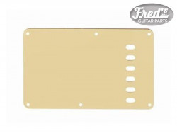 TREMOLO PLATE CREAM 1-PLY .060 E-E 56mm