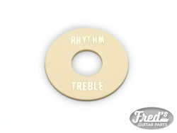 TOGGLE RING TREBLE/RYTHM CREAM