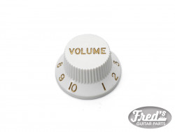 STRAT VOLUME WHITE INCH  et  METRIC BULK PACK (10)