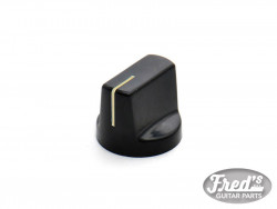 KNOB FOR EFFECT PEDAL BLACK (2)