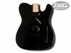 TELE ALDER BLACK+ WHITE BINDING