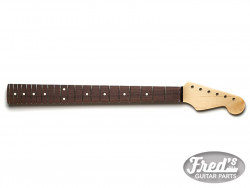 STRAT ROSEWOOD 22 CLEAR GLOSS FINISH