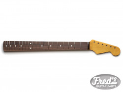 STRAT ROSEWOOD 71/4, 21 LBF FINISHED (GLOSS)