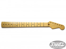STRAT MAPLE 1PCE 12, 22 LBF FINISHED (GLOSS)