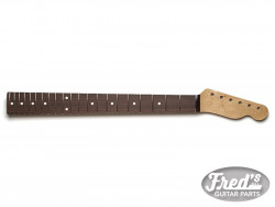 TELE ROSEWOOD 21 CLEAR GLOSS FINISH