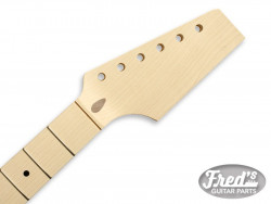 HALF PADDLE NECK 1-PCE MAPLE 12 22 (BOUT DE TOUCHE TELE)