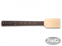 PADDLE NECK MAPLE/ROSEWOOD 12 22 (NO FINISH)