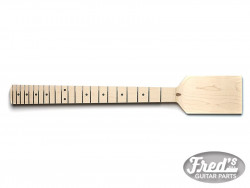 PADDLE NECK 1-PCE MAPLE 12 22 (NO FINISH)