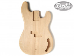 PRECISION BASS ALDER NC MACHINE ONLY NO FINISH (2PCS)