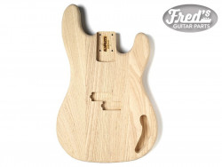 PRECISION BASS SWAMP ASH USA NO FINISH
