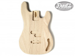 PRECISION/JAZZ BASS SWAMP ASH USA NO FINISH