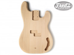 PRECISION BASS ALDER NO FINISH