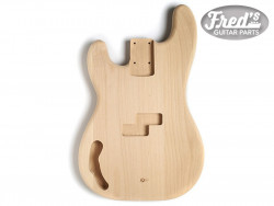 PRECISION BASS ALDER NO FINISH LEFT HAND