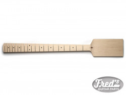 BASS PADDLE HEAD MAPLE 1-PCE 10 20F NO FINISH