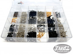 BOX OF 1148 PIECE SCREW ASSORTMENT