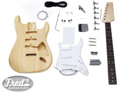 STRAT STYLE ELECTRIC GUITAR KIT