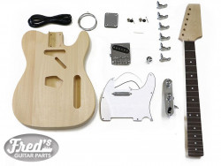 TELE STYLE ELECTRIC GUITAR KIT