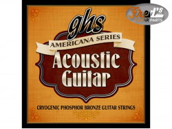AMERICANA ACOUSTIC GUITAR LIGHT 12-54