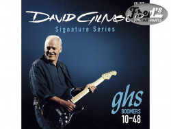 GHS DAVID GILMOUR SIGNATURE BLUE SET 010 - 048  (FENDER)