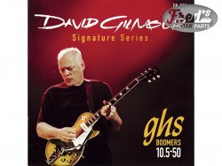 GHS DAVID GILMOUR SIGNATURE RED SET 010,5 - 050 (GIBSON)