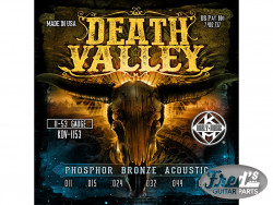 KERLY DEATH VALLEY PHOSPHOR BRONZE11-53