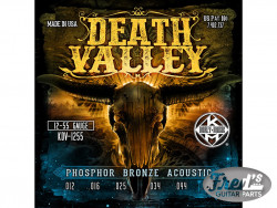KERLY DEATH VALLEY PHOSPHOR BRONZE 12-55