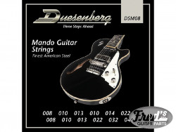DUESENBERG ELECTRIC MANDO GUITAR SET 008-042