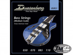 DUESENBERG BASS STRINGS 050-110 MEDIUM SCALE (SET)