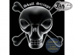 SKULL STRINGS GUITAR BAR 013-062