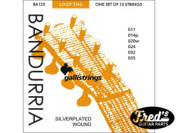 BANDURRIA SPANISH GUITAR 12 STRINGS (011-035)