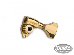 HIPSHOT GUITAR CLASSIC TUNING MACHINE GOLD LEFT