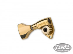 HIPSHOT GUITAR CLASSIC TUNING MACHINE GOLD RIGHT