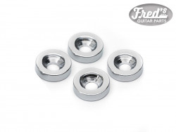NECK BUSHING CHROME 15 X 4 mm  (4PCS)