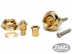 DUNLOP SEC-LOCK FLUSH MOUNT GOLD (2)