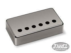 SCHALLER PICKUP COVER 50.7mm RUTHENIUM