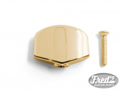 REPLACEMENT LARGE BUTTON (FOR HIPSHOT, KLUSON AND MORE) GOLD