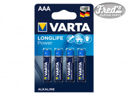 VARTA HIGH ENERGY ALKALINE 1.5 VOLTS TYPE LR03 (4PCS)